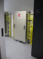 Equinix FR5 data center in Germany